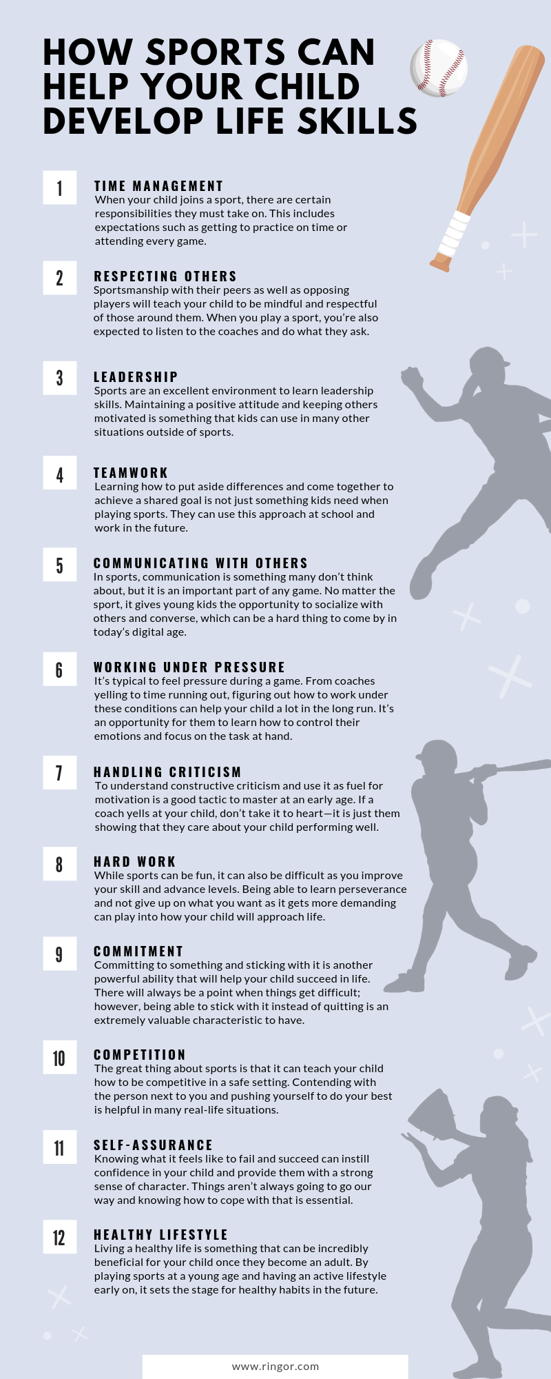 How Sports Can Help Your Child Develop